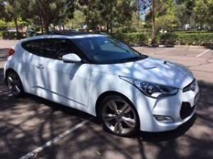 2012 Hyundai Veloster Coupe Glenwood Blacktown Area Preview