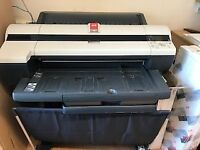 OCE CS2224 24 inch Wide Large Format Colour Inject Printer CADpro