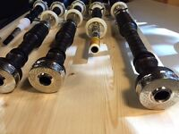 BAGPIPES, MCCALLUM AB4's WITH CHANTER