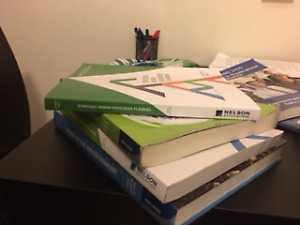 Textbooks for Human Resources (Canadian edition)