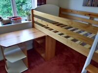 Mid High Rise Single Bed