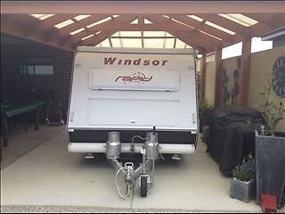 Windsor Rapid RA432 excellent condition one owner Alfredton Ballarat City Preview