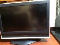 "Perfect condition Panasonic TX-26LXD70 LCD TV 26"" Screen"