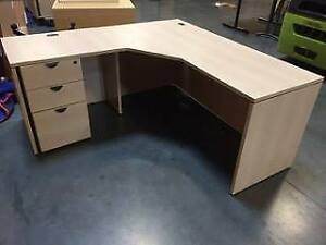 Heartwood L Shape Desks