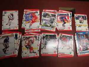 Lot of about 300 Hockey Cards