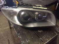bmw e87 1 series pre lci 5 door xenon headlight for sale complete thanks