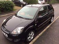Ford Fiesta - black £500