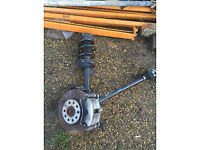 vw golf mk7 auto suspension leg for sale or fitted call parts