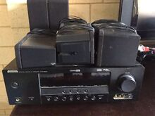 Amp and speakers 5.1 Rockingham Rockingham Area Preview