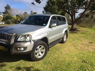 2005 Toyota LandCruiser Wagon Wauchope Port Macquarie City Preview