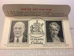 1940s Laura Secord Ephemera