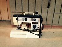 Used Brother sewing machine; good condition