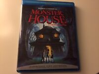 Film anime Monster House Blu-Ray