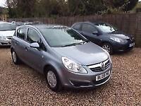 2009 Vauxhall Corsa Life Cdti 1.3