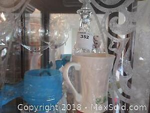 Belleek, crystal, and More A