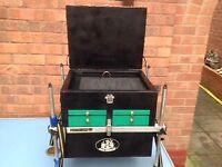 New Phoenix fishing seat box