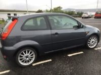Ford Fiesta Zetec S 2005. 72k. Service History. Timing belt replaced last summer. Good condition.