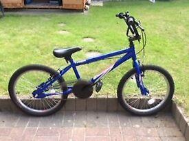 """BMX bike 20"""" vgc"""