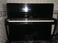 Well loved Piano needs a new loving family to adopt it. Free to a good home