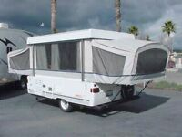 Tent trailer in any condition