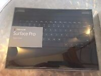 Microsoft Surface Pro Type Cover in black
