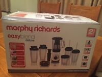 Morphy Richards Easy Blend Deluxe (Brand New, Unused)