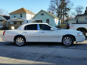 2007 Lincoln Town Car Designer Series Sedan