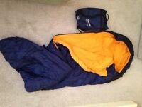 Eurohike Mummy 200 sleeping bag 225x75cm 2 season
