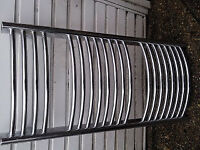 TOWEL RADIATOR CROME CURVED 3 foot 3 inch tall 18 inch wide £35 ovno
