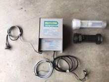 Pool Chlorinator Salt Cell & Cables Berwick Casey Area Preview
