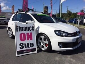 2010 Volkswagen GT i  1K MY11 Golf Hatchback Burpengary Caboolture Area Preview