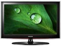 32 INCH SAMSUNG HD LCD TV WITH BUILT IN FREEVIEW ##DELIVERY IS POSSIBLE##