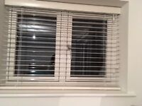 Brand New Wood Venetian Blinds ( made by John Lewis)