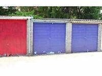 Secure lock up garage to rent with private access in rank adjacent to Redland Rail Station