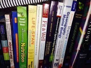 KINESIOLOGY & ELECTRiONICS STUDENT Books University/college