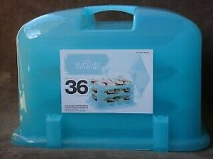 Cupcake carrier (36) NEW