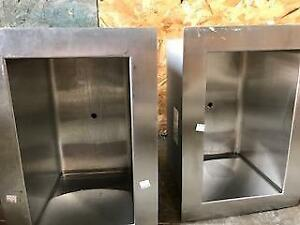 DROP IN INSULATED ICE BINS - TWO AVAILABLE