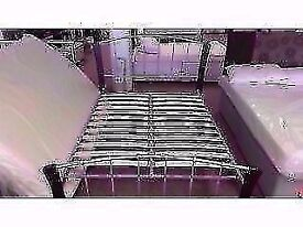 GREAT CONDITION! 4 ft 6 sabrosa double bed frame