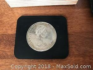 1973 Royal Canadian Mint Coin