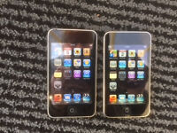 Ipod Touch 2nd Generation 8gb x 2 (2off) £15 & £10 or swap faulty ipad mini