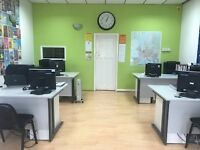Front office to rent