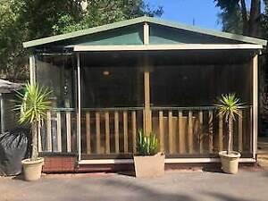 Caravan/Cabin for Sale -Torrens Water Ski Gardens, Wisemans Ferry