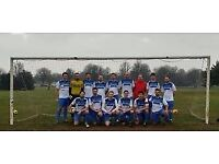 Play football for DAC Beachcroft: A friendly and competitive Division 2 Downs League Team