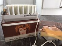 BARGAIN - reduced Carmen Twenties heated curlers