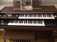 Yamaha Electric Organ (excellent condition)