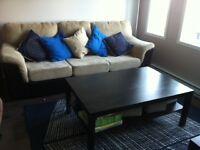 Complete Living room set.