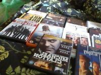 Selection of 14 DVD FILMS FOR SALE