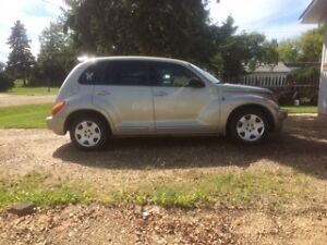 2005 Chrysler PT Cruiser Hatchback