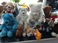 Fur Real LuV Cub and all remaining TY'S and Webkins for $20