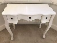 Lovely french/shabby chic style dressing table, up-cycle project